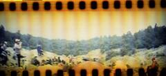 observing crater (vinskatania) Tags: colornegative bandunganalog colornegative800 cn800 lomo film filmphotography tangkubanperahu lomographysprocketrocket sprocketrocket