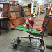 cart dog