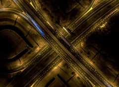 X-ING (Explored 6-12-2016) (mcalma68) Tags: highway night drone dji phantom