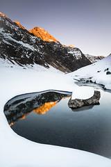 Vallon de Badet, Pyrénées (Hervé D.) Tags: pyrénées aure neige montagne glace badet neste hiver winter ice snow pirineos