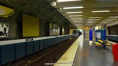 Stockholm Sweden: Masmo Station, Line T-13 (Red) (nabobswims) Tags: hdr highdynamicrange lightroom linet13 masmo metro nabob nabobswims photomatix se sonya6000 station stockholm subway sweden tbana tunnelbana ubahn huddinge stockholmsiän