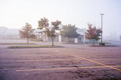 (Patrick J. McCormack) Tags: fuji gw690 kodak portra film 120 6x9 analog fog mist
