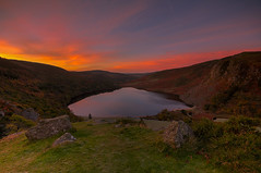 11th of November (darek_gruszka) Tags: ireland wicklow november lake guinness lough tay sunrise light clouds
