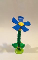 Flower by ...Alego (Alego37) Tags: moc lego npu flower fleur
