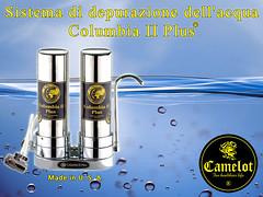 12-11-16-columbia-ii-plus-italy (filtriacquacamelot) Tags: filtri depuratoredellacquadomestico refrigeratori filtriperlacqua erogatoredellacqua raffreddamento camelotinternazionalitalia depuratoredellacqua depuratoredellacquaroma
