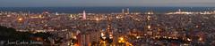 PB144025-2 (juancarlosysissi) Tags: barcelona noche luces anochecer sunset night lights torres mapfre torre agbar hotel vela carmelo baterias sagrada familia