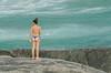 Curtindo a praia (mcvmjr1971) Tags: 2016 d7000 diego nikon brasil f28 itacoatiara lensnikkor lenssigma mmoraes niterói praia regiãooceância riodejaneiro tokina tattoo sexy bikini fio dental bunda ass