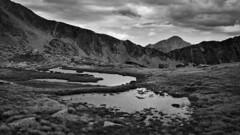 Valea_rea (vehykl.ova) Tags: mountains retezat romania bw