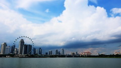 Other Side of Singapore (ac_marvin) Tags: singapore city cityscape sg flyer singaporeflyer canon eos 750d t6i rebel rebelt6i bay marinabay