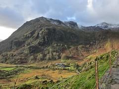 6128 Yr Wyddfa - Mt Snowdon with snow and clouds (Andy - Busyyyyyyyyy) Tags: 20161119 eryri mmm mtsnowdon snowdon snowdonia sss yrwyddfa
