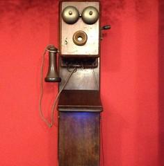 Mr Hello!  (KikoPhotos) Tags: telephone telefono strani incontri mantova tbt comunication past modern funny civedounvolto volto sorpreso