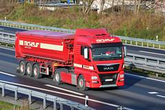 MAN TGX 18.540   Karl Michels (karl.goessmann) Tags: man tgx18540 karlmichels meudtwesterwald a3 trucks