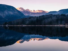 Bohinj (NEBhRvAtSKA) Tags: bohinj slovenia slovenija alps julianalps triglav mountain lake reflection landscape