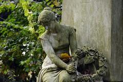 Heidelberg - Bergfriedhof 22 (fotomänni) Tags: friedhofsfotografie friedhofsimpressionen friedhof bergfriedhof bergfriedhofheidelberg cemetery cemeterypictures cemeteryimpressions cimetiere manfredweis