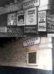 Leather Lane, 1960s and 2016 3 (Keithjones84) Tags: liverpool oldliverpool merseyside thenandnow history localhistory rephotography