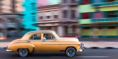 Oldie but Goldie (-Der Franke-) Tags: canon eos6d eos 6d ef24105f4l ef 24105 f4 l kuba cuba havanna havana la habana oldtimer classic car auto kfz mitzieher mitzieheffekt panned panning malecon shot strase street