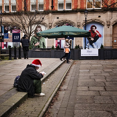 The letter (JEFF CARR IMAGES) Tags: northwestengland cityscapes urbanstreets streets