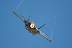f-35a afterburner (Nick Collins Photography, Thanks for 2.1 million v) Tags: aircraft airshow aviation nation flying military afb nellis nevada usaf usa las vegas canon 7dmk2 500mm f35a lightning ii lockheed
