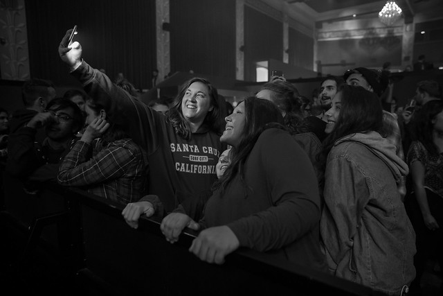 James Vincent McMorrow 11/29/2016 by Dave Weiland