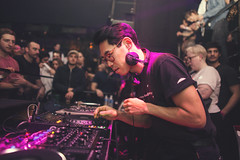 Hunee (RG Video) Tags: lamachine moulinrouge paris party openminded guiltydogs music live concert club nightclub nightlife techno house event dj hunee