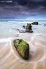 Bolonia Beach (arturomontes) Tags: tarifa bolonia cadiz andalucía beach landscape paisaje nature naturaleza longexposure largaexposición nd hitech lucroit fujifilm fuji xt1 xf14mm rock sky sea mar