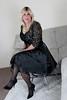 Well,..... I'm waiting! (bethany_labelle) Tags: tgirl transvestite satin prom dress stilettos tights crossdress blonde petticoat