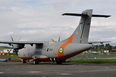 NAF930 (robert55012) Tags: edinburgh force air edi naf nigerian atr atr42 egph 693 naf930 atr42mp500