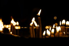(seanlewis) Tags: candles serbia saintsava churchofsaintsava
