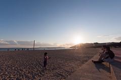 (GenJapan1986) Tags: 2011             hyogo japan sea setoinlandsea beach sun sky nikond90