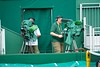 The Wimbledon Tennis Championship 2014. Camera men (Sacha Alleyne) Tags: grass ball tennis racket cameramen grandslam lta wimbeldon grasscourt tornament court12 lawntennisassociation wimbledon2014