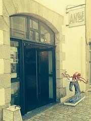 OctopusSurf visible à la galerie Angle3 à Quimper