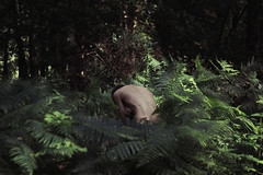 The Redeemed (R.J Johnson) Tags: male green forest canon nude body ryan johnson surreal ferns conceptual 52 redeemed conceptualism 60d 52project