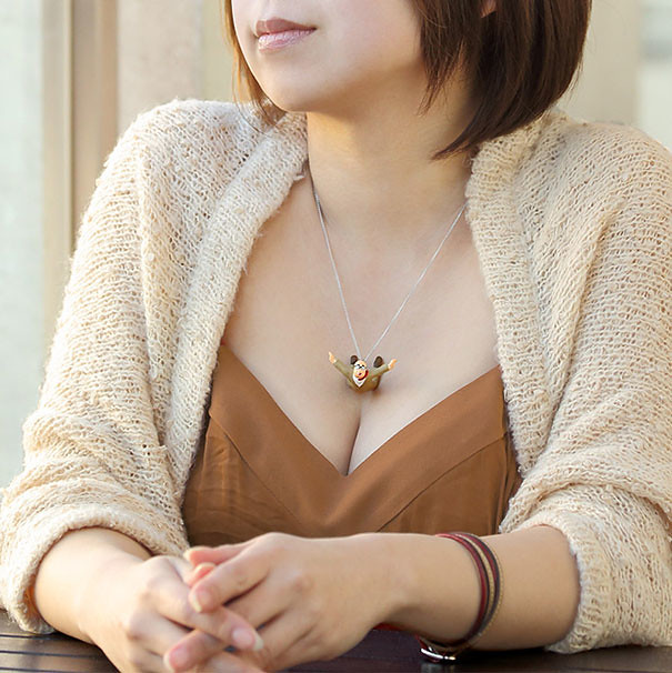 adaymag-tiny-figurines-dive-into-women-s-breasts-in-naughty-necklaces-by-takayuki-fukusawa-13
