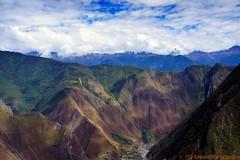 PERU COLOR - 1 (Ismael I) Tags: naturaleza peru america machupicchu montaña llamas aventura sudamerica santuario peldaños restosarqueologicos ciudadelainca