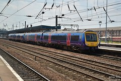 170301 on a Manchester to Cleethorpes run (Tim R-T-C) Tags: railroad station train railway doncaster class170 1b74 firsttranspennineexpress 170301