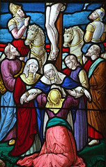 at the foot of the cross (Simon_K) Tags: church norfolk churches eastanglia aslacton