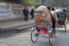 Bangladesh - Rickshaws (blackthorne57) Tags: bangladesh cyclerickshaw rickshawart