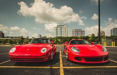 Porsche 959S and Carrera GT - 5B8A7585sw (Rasidel Slika) Tags: cars sports ross stuttgart racing exotic ferdinand porsche gt exclusive carrera 959 cgt carspotting weissach slika delobbo rossimages 959s rasidel