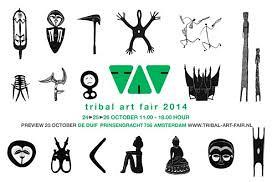 Tribal Art Fair 2014