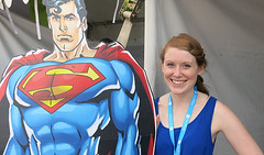 Laura and Superman