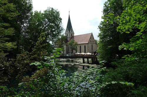 Monastery, Blaubeuren