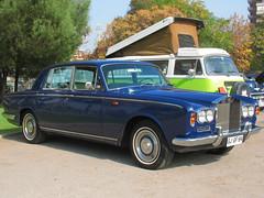 Rolls Royce Silver Shadow 1967 (RL GNZLZ) Tags: shadow sedan rollsroyce 1967 rolls silvershadow patrimoniosobreruedas rollsroycesilver