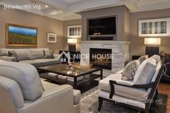 Thiết kế nội thất phòng khách tân cổ điển_056