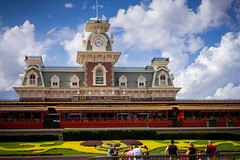 Magic Kingdom - Now Approaching (Cory Disbrow) Tags: disney wdw waltdisneyworld magickingdom sonya7