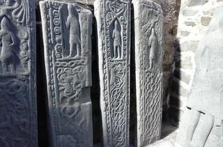 Interior Tomb - Kilmartin Church