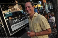 Finch-fiets unveiling at Velo Cult-27 (BikePortland.org) Tags: cargobikes jamienichols metrofiets emilyfinch finchfiets