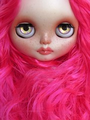 Custom Blythe TBL para Viviana Freire