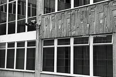 Abandoned (tommyajohansson) Tags: blackandwhite london abandoned blancoynegro monochrome geotagged decay urbandecay cctv barbican cityoflondon faved blancetnoir svartvitt squaremile schwarzundweiss tommyajohansson