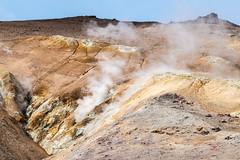Námaskarð geothermal area (baldheretic) Tags: iceland g sony northeast krafla námafjall 70400mm a99 sal70400g 70400mmf456gssm sonyslta99v