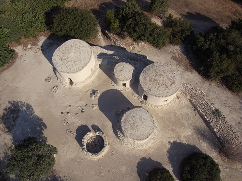 Neolithic site of Khirokitia (Choirokoitia). Cyprus. 2010